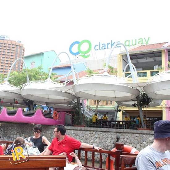 How to plan an amazing holiday in Singapore - Instareview - Clarke Quay