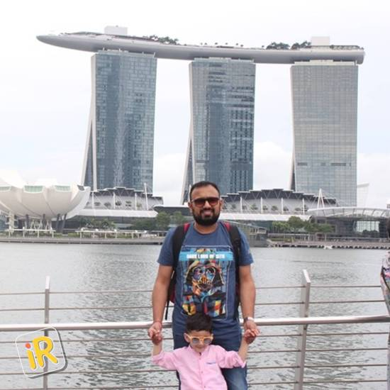 How to plan an amazing holiday in Singapore - Instareview - Marina Bay Sands