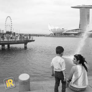 How to plan an amazing holiday in Singapore - Instareview - Singapore Flyer
