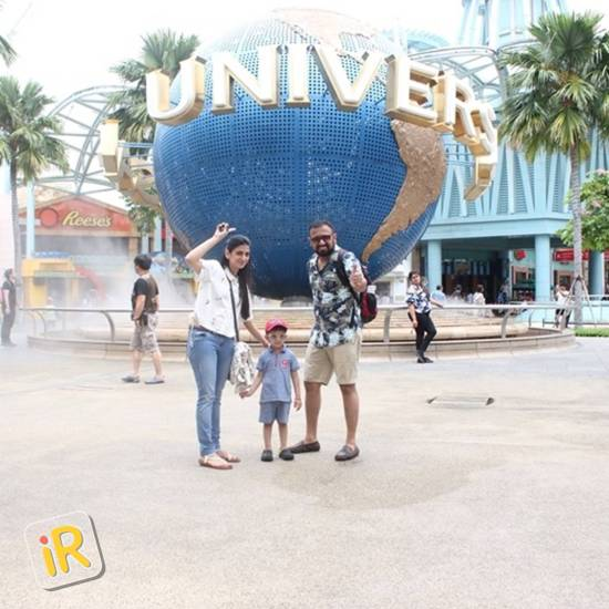 How to plan an amazing holiday in Singapore - Instareview - Universal Studio