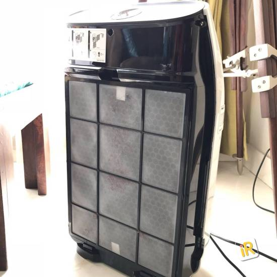 Instant Review - Home Air Purifier Philips 1000 Series - Instareview 03