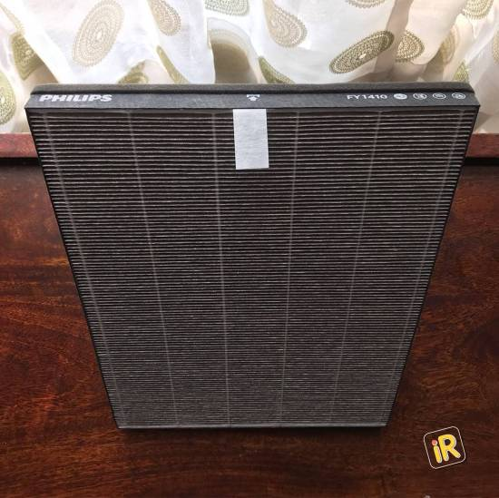 Instant Review - Home Air Purifier Philips 1000 Series - Instareview 07